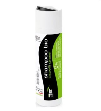 Shampoo Bio Capelli Grassi con Rosmarino