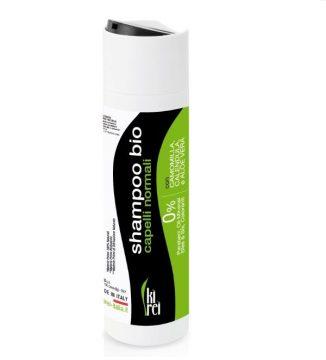 Shampoo Bio Capelli Normali con Aloe