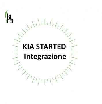 KIA STARTED – Integrazione