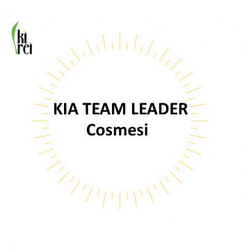 KIA TEAM LEADER – Cosmesi
